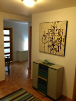 SHORT TERM ROOM FOR RENT DOWNTOWN MONTREAL,SUMMER SUBLET