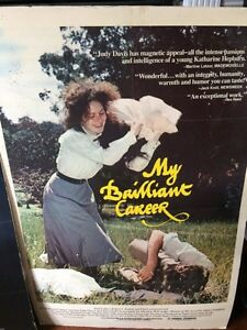 My Brilliant Career Original Movie Poster