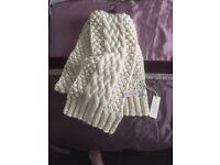 Ladies Chunky Knit Scarf