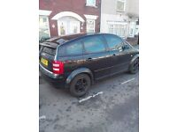 for sale AUDI A2 1.4 petrol, for cheap price