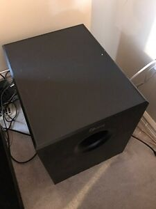 Nuance speakers and receiver