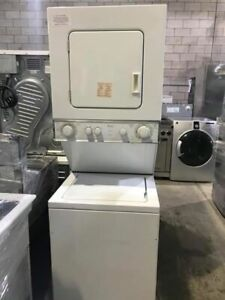 """27"""" One piece whirlpool washer & dryer unit $699 as kitch"""