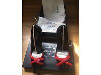 Genuine PRADA heels RRP £390!❤️