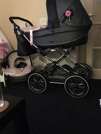 Babystyle prestige 3in1 travel system