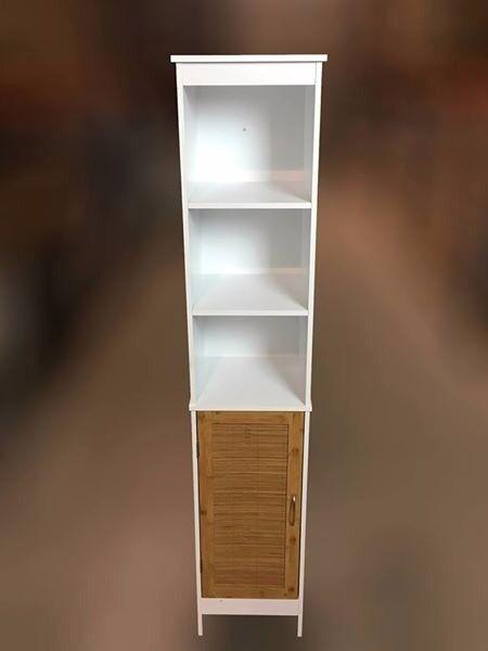 bathroom / storage unit / cabinet