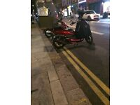PCX Honda 125 cc. Best price