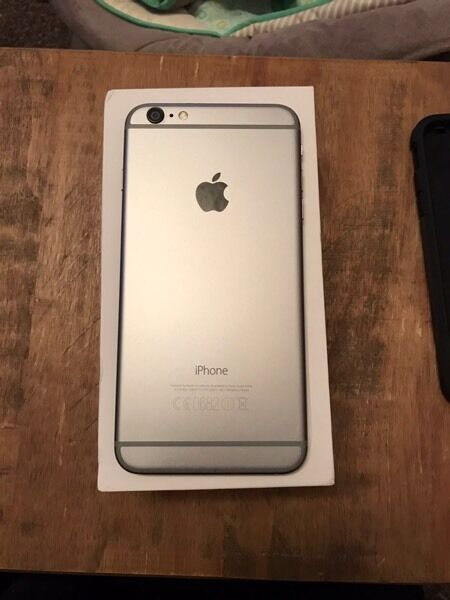Apple I Phone 6 Plus 128GB Unlocked Space Grey