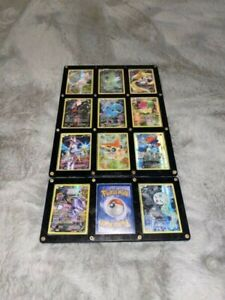 Pokemon Mythical Collection Promo Cards Complete Set