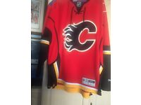 Calgary Flames Official Jersey (L)