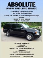 Luxury SUV Car Service