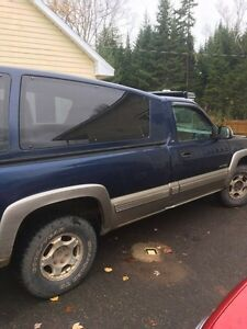 2002 chev 1500!! Works great!!4wd
