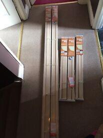 Venetian blind x5 new in box