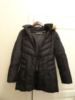ANNA KLEIN winter woman coat