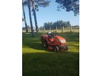 Kubota GR1660h (62 hours on the clock) DIESEL
