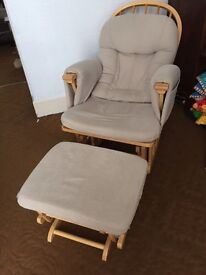 Feeding chair and stool