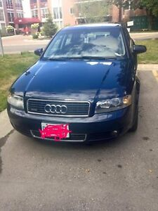 QUICK SALE Audi 2005 A4 1.8Turbo Quatro