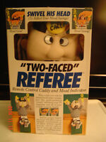 """SUPER BOWL """"BAD/GOOD CALL REFEREE REMOTE CADDY"""" FOR THE BIG GAME"""
