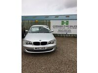 BMW 118d se 6 months warranty extended warranty available