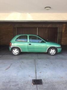 1998 Holden Barina Hatchback Richmond Yarra Area Preview