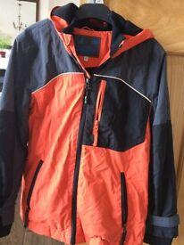 Boys winter coat 9-10