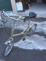 Fold Up Bicycle