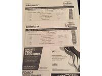 Courteeners Seating Tickets x 2 Scotland, Glasgow, Hyrdo
