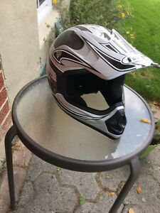 Fuel Racing Helmet