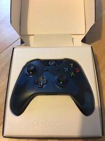 Xbox one Midnight Forces special edition wireless controller