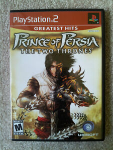 Prince of Persia: The Two Thrones / PS2