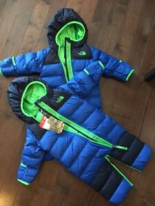 North Face Lil' Snuggler Down  Bunting Suits