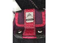 Guess ladies strap bag like new