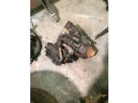 Renaul Clio gearbox