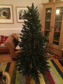 6 foot Christmas tree