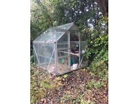 7ft x 6ft Greenhouse