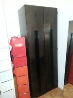 Set of 2 Bedroom Wardrobe Cabinets made by Gwinner
