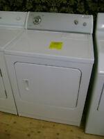 Whirlpool dryer with 90 day warranty. $199.