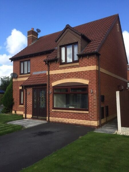 4 bed detached house Croxteth Country Park
