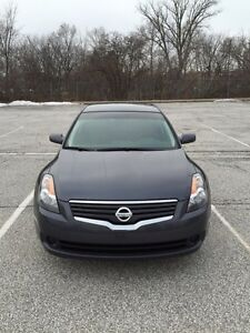 NISSAN ALTMA 2008 2.5 138000 KM COMING WITH SEFTAY& E TEST