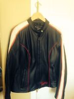 Woman's Victory Leather Jacket- Large