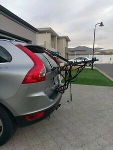Bike carrier - no tow bar needed - must go this weekend Success Cockburn Area Preview