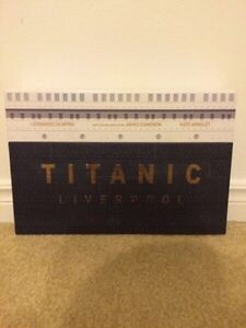 Titanic Collector's Edition (4 Disc Combo: Blu-ray 3D/ Blu-ray)