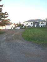 lovely house in shediac 2 minutes to a sandy beach
