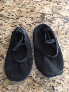 Child's ballet slippers size 9