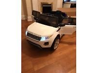 New latest 2016 kids Range Rover