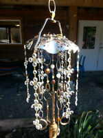 Various Up-cycled Windchimes