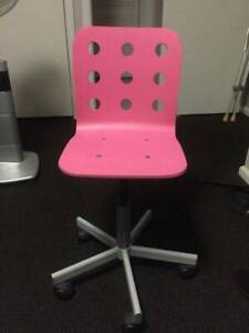 Gas lift study chair in perfect condition Bell Post Hill Geelong City Preview