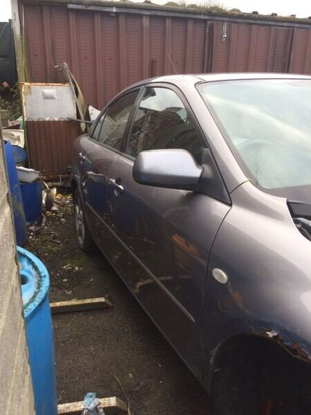 Mazda 6 doors for sale - £40 each - MaZda parts available
