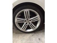 Mk6 golf r wheels