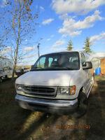 2003 Ford E-150 Cargo Van