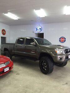 2013 Toyota tacoma sr5 trd